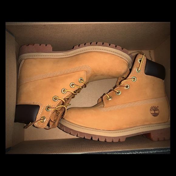 Timberland Shoes   Grade School Boots